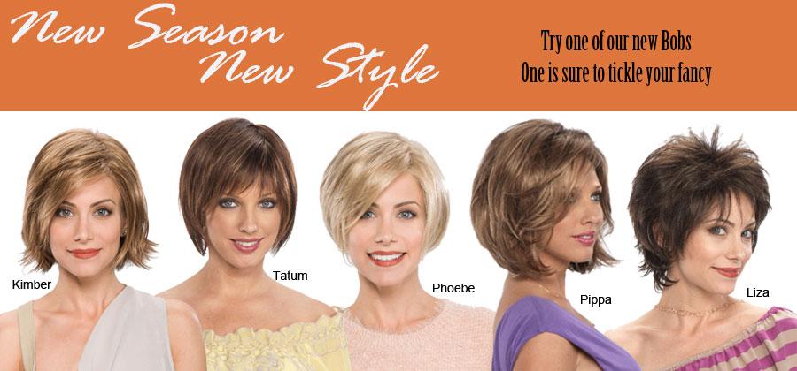 Bob, Bob, Bobbin' – See all our new Bob Hair Styles – Ready for Fall