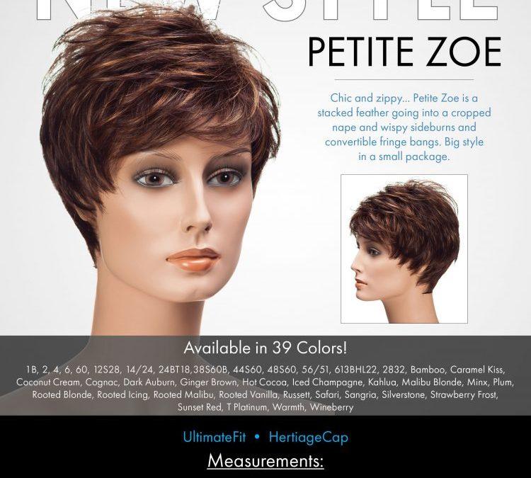 PETITE ZOE – Chic and Zippy!