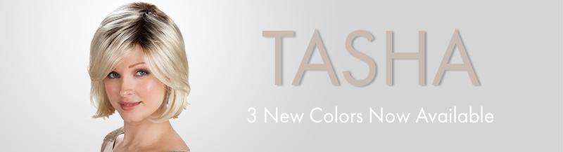 Tasha – 3 New Colors