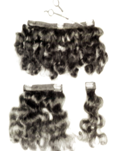 Hair Contour Hairpiece